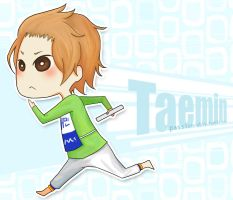 Run Taemin Run by Nanata-chi