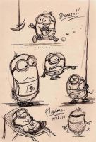 Minions - 4 by Mitch-el