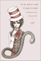 Cat in the Hat by prownced