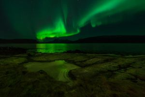 Aurora Borealis 9 December 2012 by KennethSolfjeld