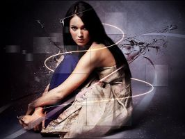 megan fox photomanip by TL-Designz