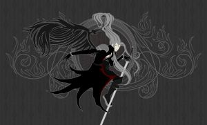 sephiroth... by pepper-tea