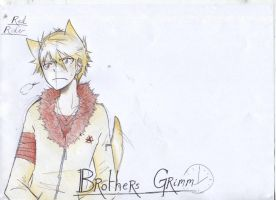 Brothers Grimm - Red Rider by mangarainbow