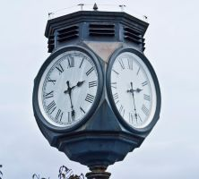 Clock by NellyGrace3103