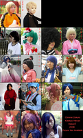 Cosplay History by Chusuke