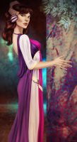 Delenn of Minbar by bluewickedbehemoth