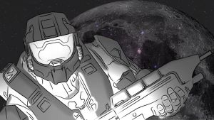 Master Chief 2 by Thisisdanielmather