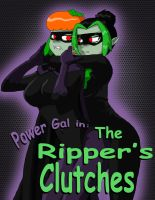 PG: The Ripper's Clutches by PlayboyVampire