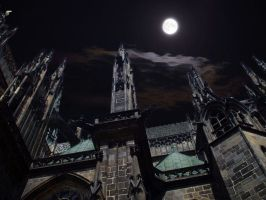 st vitus at night by graemo