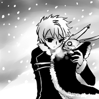 syaoran sketch by 666phantomoftheopera
