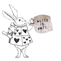 Alice is fat by wooden-stars