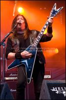 Hellfest 2008 - Testament 11 by Liseth
