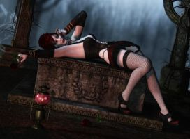 Sensuality  of the Night by RavenMoonDesigns