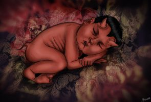 Baby Lucy by Brieana
