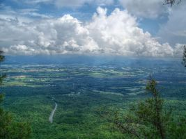The Shenandoah Valley by jim88bro