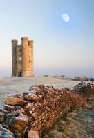 Broadway Tower .1. by Icewiing
