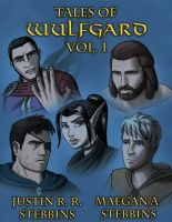Tales of Wulfgard, Volume 1 Cover Art by Saber-Scorpion