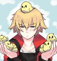 all these chicks up on me by maonoya