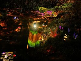 The Magic Garden by Argolith