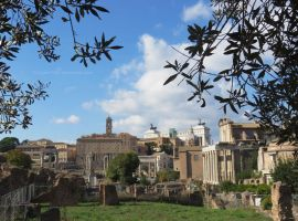 Roman Forum by ShipperTrish