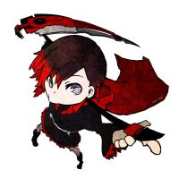 Chibi Ruby by MyHappiiDays