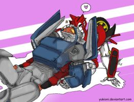 Rest- BDxKO TFP by YukiOni