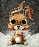 rabbit toy by berkozturk