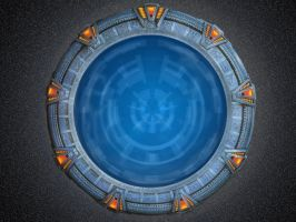 My take on Stargate by davemetlesits