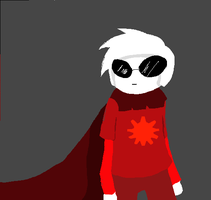 Dave Strider by StrikeTheStaraptor
