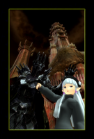 MMD An Interview with Lord Sauron by Trackdancer