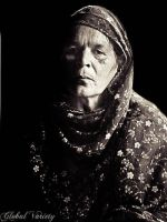 Old Woman by TheGlobalVariety