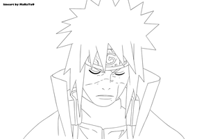 Minato Lineart - videos on youtube by MaRaYu9