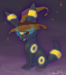 That spoopy Time Again by SombraTheWolf