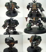 Dark Angel Dreadnought 2 by madhouse-exe