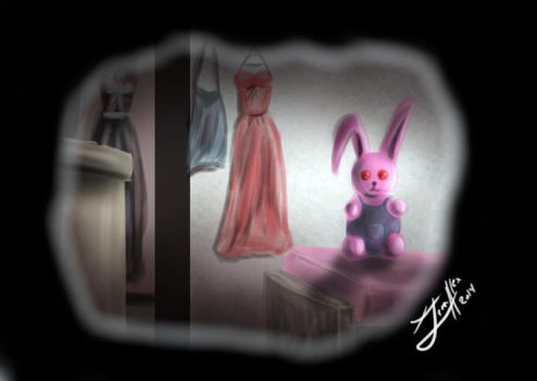 Silent Hill The Room by jim-alex