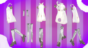 MMD Outfit 47 by MMD3DCGParts