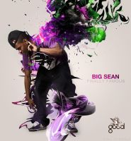 Big Sean by Incorrect-Password