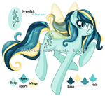 MLP - Ivymist v2 by Ai-Bee