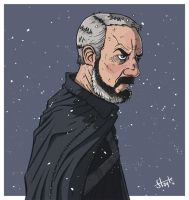Ser Davos Seaworth by stayte-of-the-art