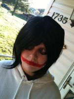 Jeff the killer by KennyMcCormick16