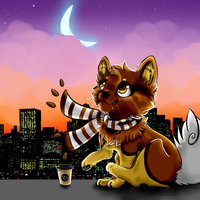 on top of the city by nevaeh-lee