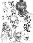 Sketch Compilation 1 by KennyGordon