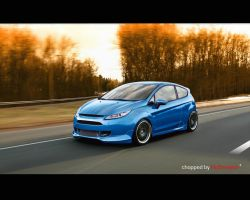 Ford Fiesta by no5master