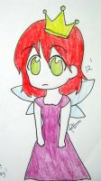 Requested Redhead Fairy Princess by redhotcinnamontwist
