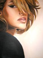 Eva Mendes by chinariquena