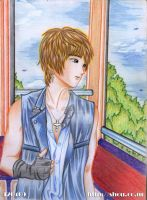 Yesung Super Junior Sorry Sry by Shirei-Shou