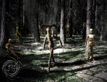 Mannequin Forest by WarMaster213