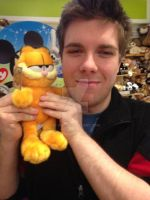 Garfield And I by k-h116