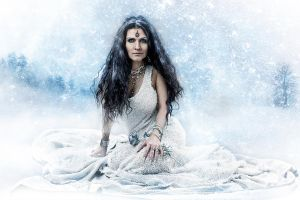 Ice Queen II by JenHell66