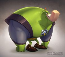 Qwark by CreatureBox
